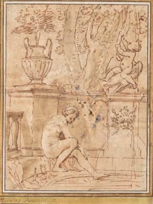Attribué à Jacques Stella (159