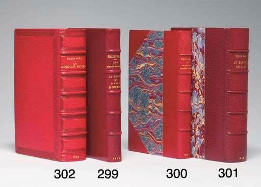 ZOLA, Emile (1840-1902). Les R