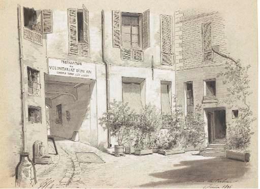 Ecole Française, 1896