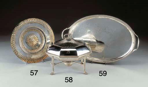 Scaldavivande in argento