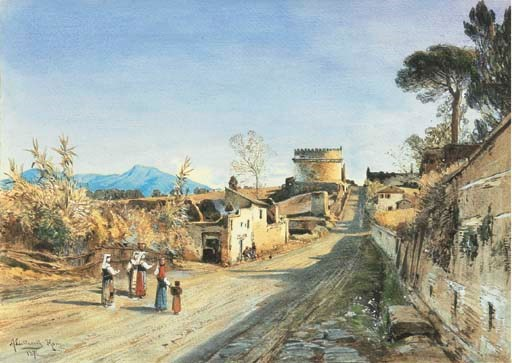 Ascan Lutteroth (Germania 1842