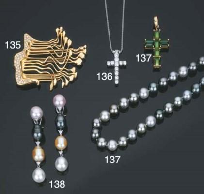 Collana in perle coltivate Tah