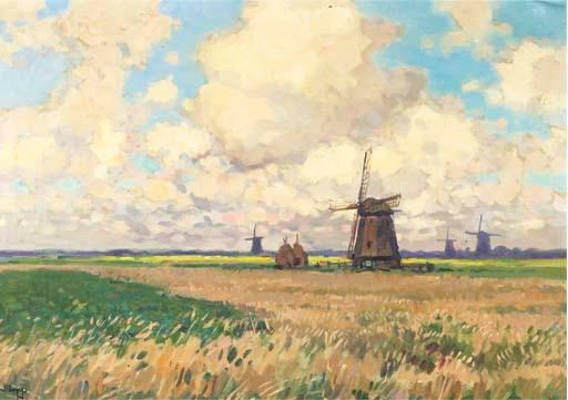 Ben Viegers (Dutch, 1886-1947)