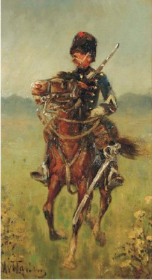 Arie van Hattem (Dutch, 1860-1