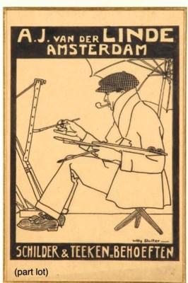 (2) Willy Sluiter (Dutch, 1873
