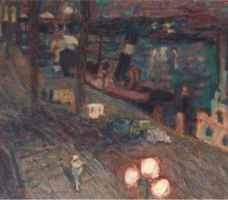 Theo Kurpershoek (Dutch, 1914-