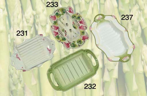 A VILLEROY AND BOCH MAJOLICA C
