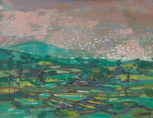 Arie Smit (Indonesian, b. 1916