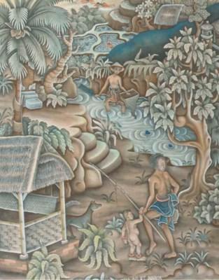 Ida Bagus Ketut Warta (Indones