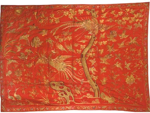 a straits chinese gold thread