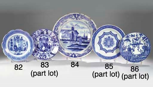 (6)   A series of six Dutch De