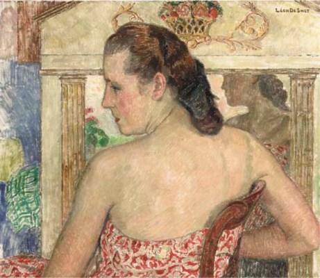 Leon de Smet (Belgian, 1881-19