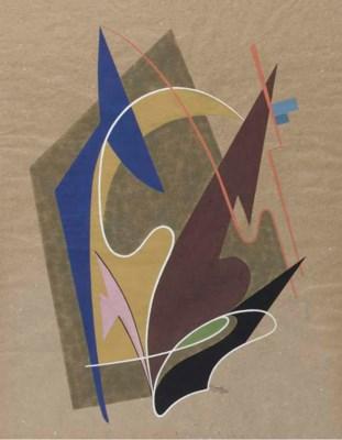 Cesar Domela (Dutch, 1900-1992