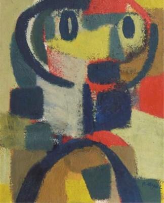 Karel Appel (Dutch, B.1921)