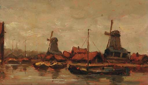 Marie Henrie MacKenzie (Dutch,
