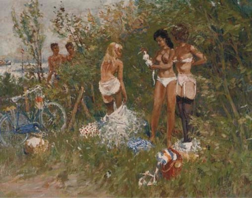 Harry Maas (Dutch, 1906-1982)
