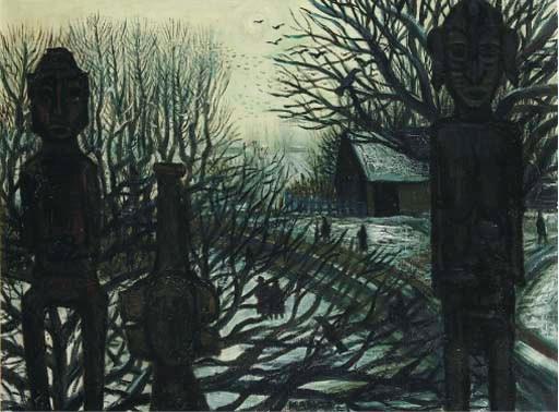Kees Andrea (Dutch, b. 1914)
