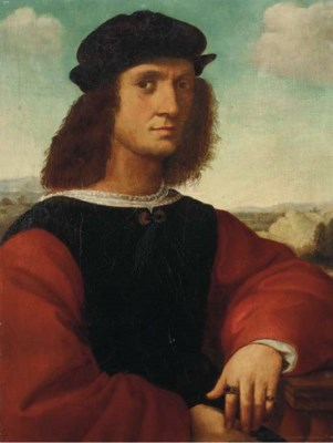 After Raffaello Sanzio, called