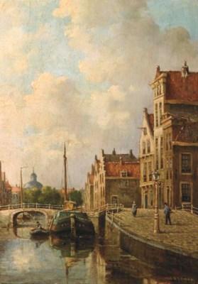 Adriaan Marinus Geyp (Dutch, 1