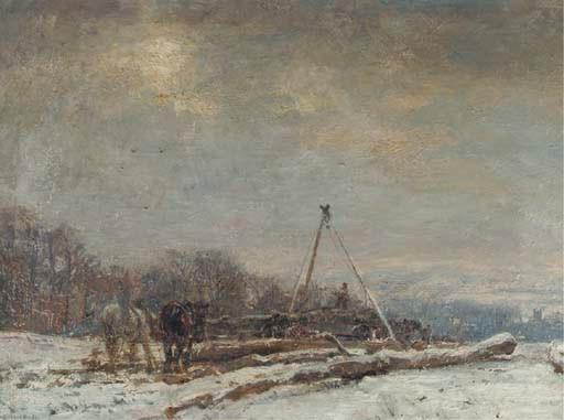 Herbert F. Royle (British, 187