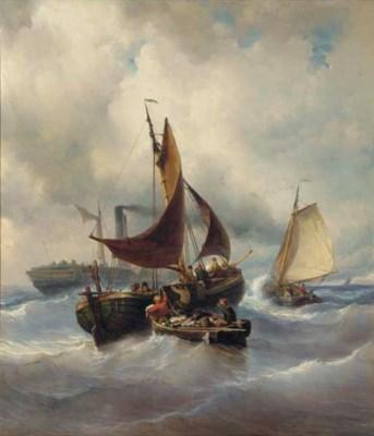 Louis Meyer (Dutch, 1809-1866)