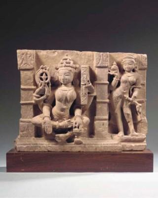 a central indian sandstone ste