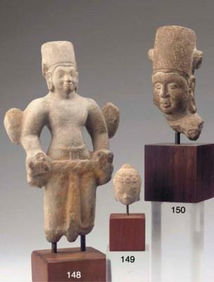 a pre-angkor, phnom da style,