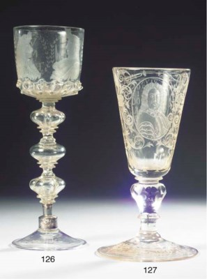 A Dutch engraved William and M