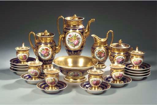 (32) A Paris Darte porcelain b