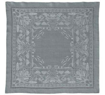 A set of twentyfour damask lin