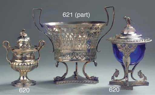 TWO VARIOUS SILVER AUSTRO-HUNG