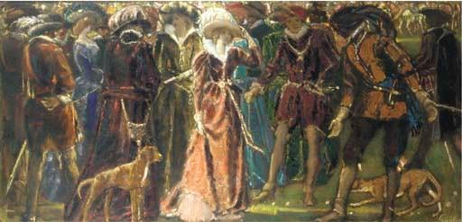 Gerard Westerman (Dutch, 1880-