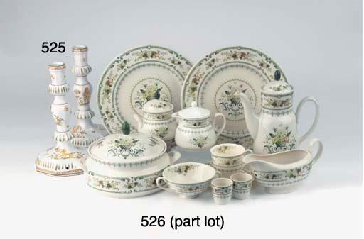 (110) A Royal Doulton porcelai