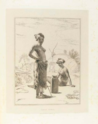 DANIELL, Samuel (1755-1811). S