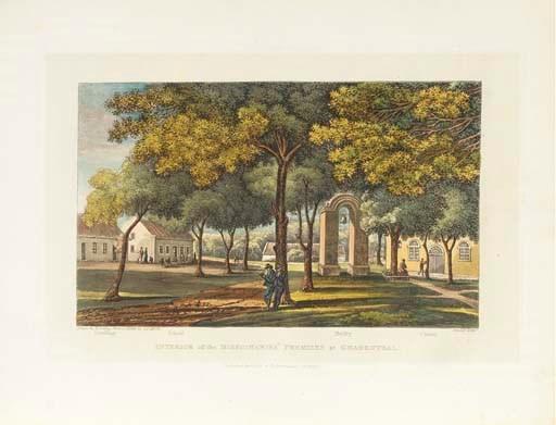 LATROBE, Christian Ignatius (1