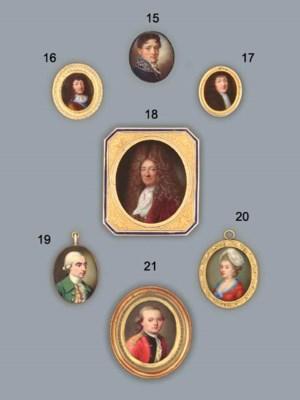 ENGLISH SCHOOL, CIRCA 1775