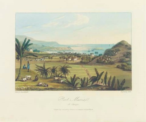 HAKEWILL, James (1778-1843). A