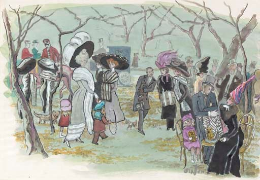 Sir Cecil Beaton, C.B.E. (1904