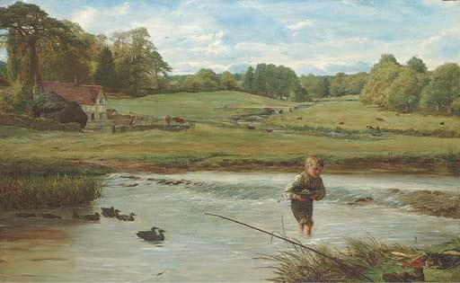 James Clarke Hook, R.A. (1819-