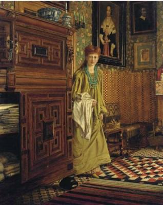 Ellen (Nellie) Epps, later Mrs