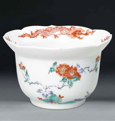 A Small Japanese Kakiemon Bowl