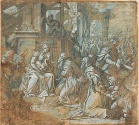 Domenico Brusasorci (Verona 15