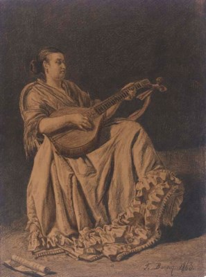 François Bonvin (Paris 1817-18