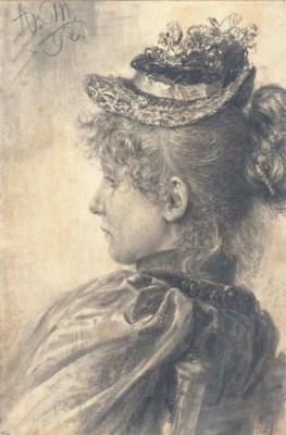 Adolph Friedrich von Menzel (B