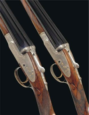 AN EXCEPTIONAL PAIR OF C. LEE-