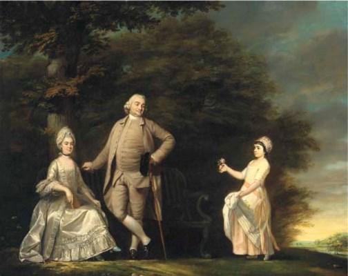 Benjamin Wilson (1721-1788)