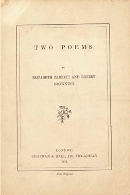 BROWNING, Elizabeth Barrett (1