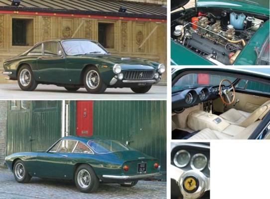 1964 FERRARI 250 GT/L BERLINET
