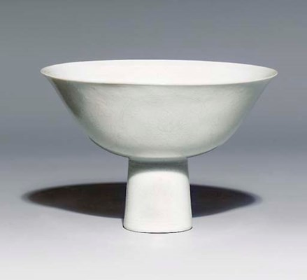 A QINGBAI-TYPE ANHUA-DECORATED