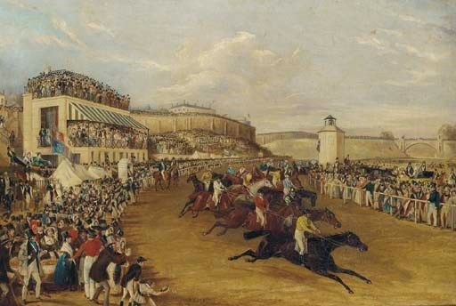 FRANCIS CALCRAFT TURNER (1795-